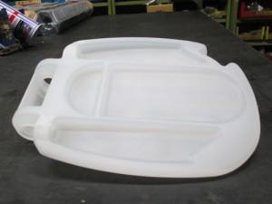 樹脂製品モデル加工